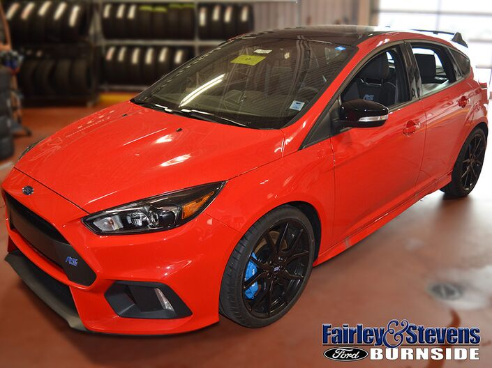 2018 Ford Focus RS Dartmouth NS