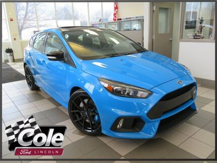 2018_Ford_Focus_RS Hatch_ Coldwater MI