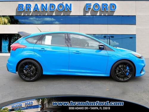 2018 Ford Focus RS Tampa FL