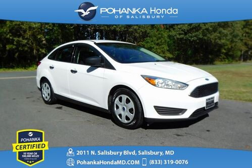 2018_Ford_Focus_S ** Pohanka Certified 10 Year / 100,000  **_ Salisbury MD