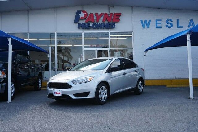 2018 Ford Focus S Brownsville TX