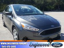 2018_Ford_Focus_S_ Englewood FL