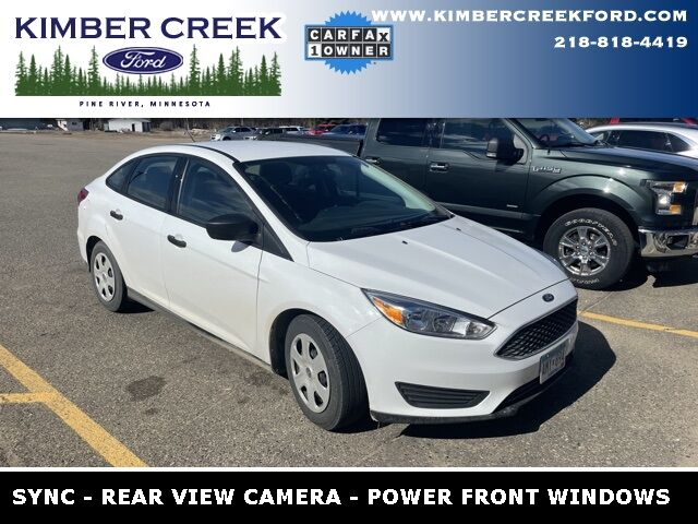 2018 Ford Focus S Pine River MN