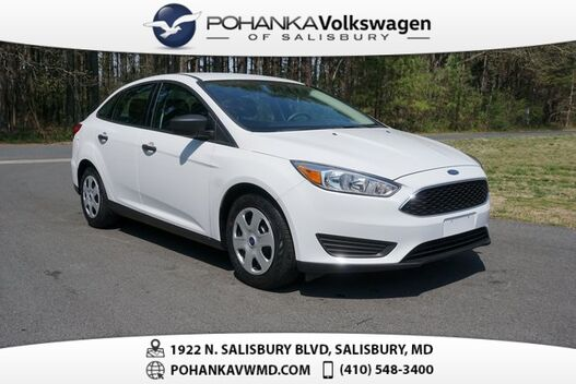 2018_Ford_Focus_S_ Salisbury MD