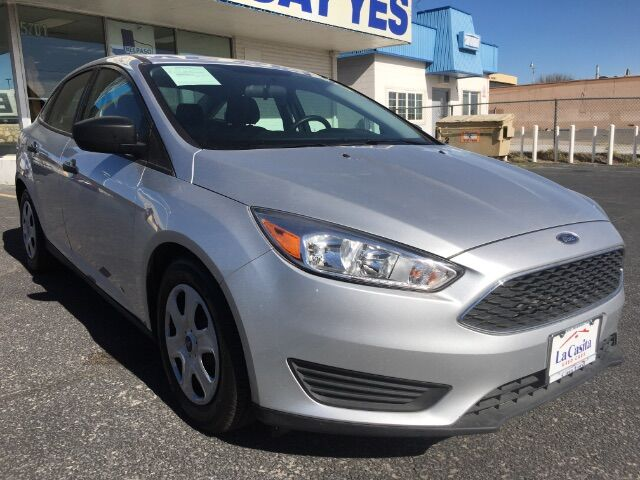 2018 Ford Focus S Sedan El Paso TX