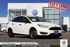 2018_Ford_Focus_S_ Tracy CA