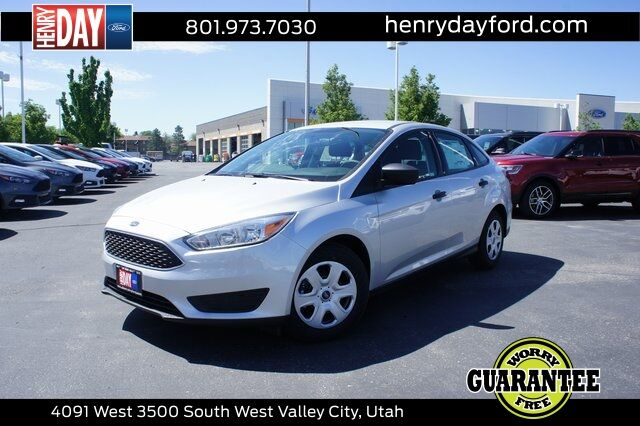 2018_Ford_Focus_S_ West Valley City UT