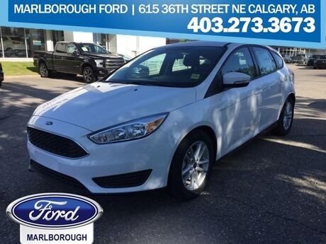 2018 Ford Focus SE  -  Winter Package Calgary AB