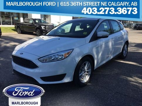 2018_Ford_Focus_SE  -  Winter Package_ Calgary AB