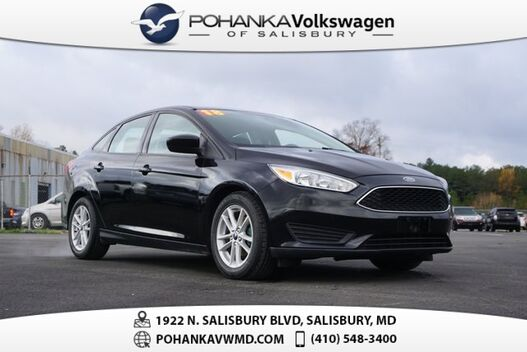 2018_Ford_Focus_SE ** PRICE DROP **_ Salisbury MD
