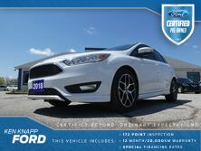 Ford Focus SE- SPORT PACKAGE- 2.0L- AUTO- SYNC- CLOTH 2018