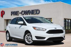 2018_Ford_Focus_SE_ Wichita Falls TX