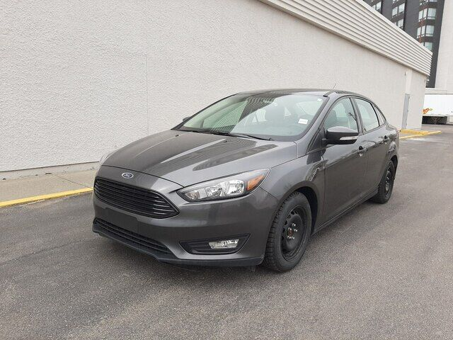 2018 Ford Focus SE-1L ECOBOOST-KEYLESS ENTRY-CAMERA Calgary AB