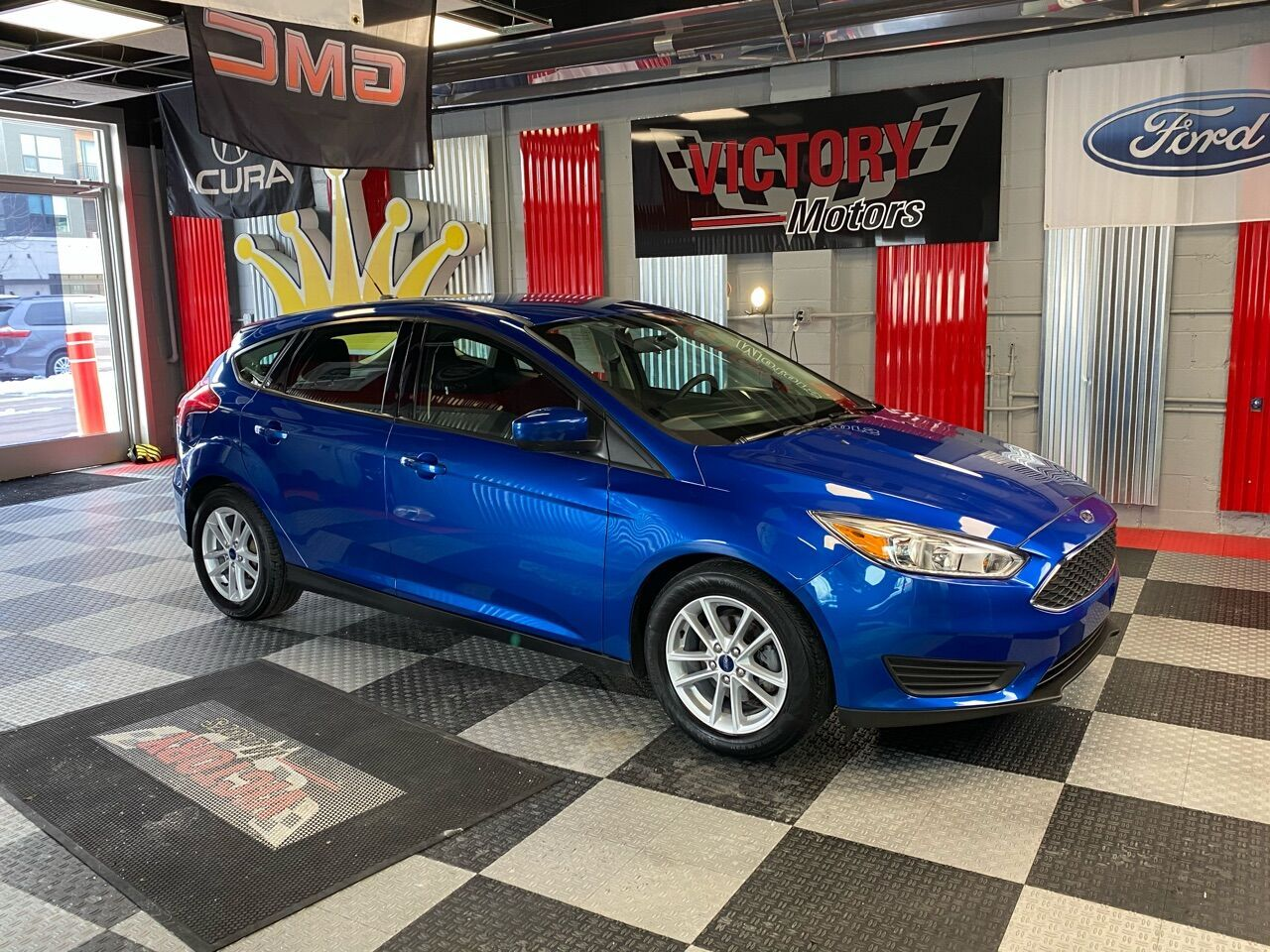 2018 Ford Focus SE 4dr Hatchback Royal Oak MI