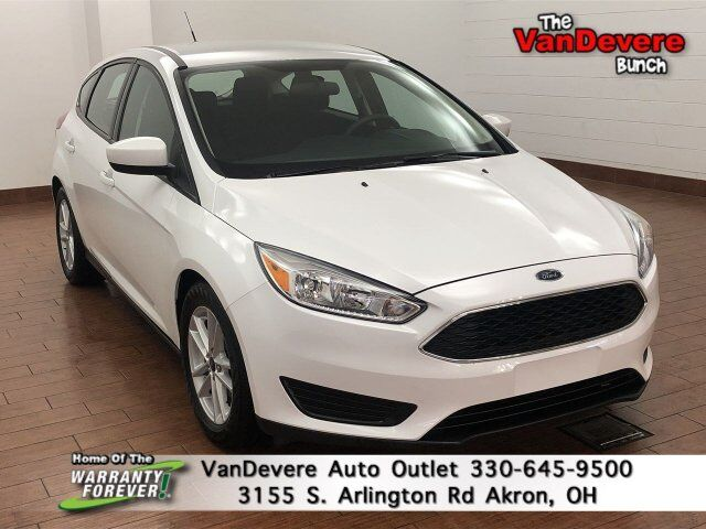 2018 Ford Focus SE Akron OH