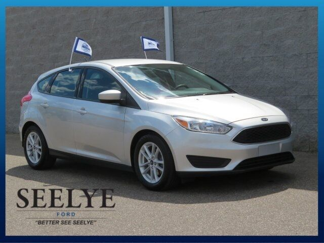 2018 Ford Focus SE Battle Creek MI