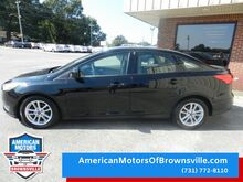 2018_Ford_Focus_SE_ Brownsville TN