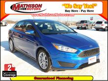 2018_Ford_Focus_SE_ Clearwater MN
