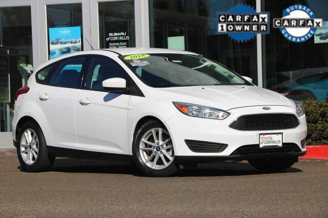 2018 Ford Focus SE Corvallis OR