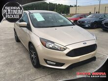 2018_Ford_Focus_SE_ Decatur AL