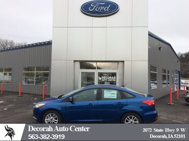 2018_Ford_Focus_SE_ Decorah IA