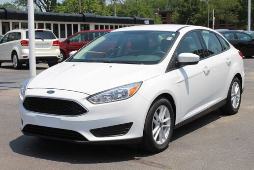 2018 Ford Focus SE Fort Wayne Auburn and Kendallville IN