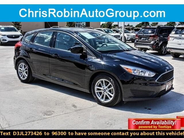 2018 Ford Focus SE HATCH Midland TX