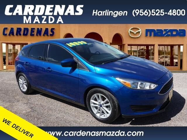 2018 Ford Focus SE Harlingen TX