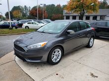 2018_Ford_Focus_SE Hatch_ Cary NC