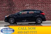 2018 Ford Focus SE Hatchback BCam Heated Seats