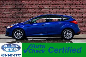 2018_Ford_Focus_SE Hatchback BCam Remote Start_ Red Deer AB