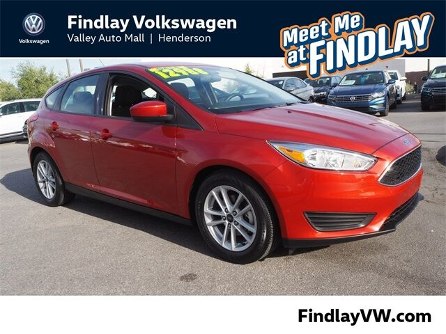 2018 Ford Focus SE Henderson NV