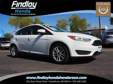 2018_Ford_Focus_SE_ Henderson NV