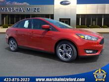 2018_Ford_Focus_SE_ Chattanooga TN