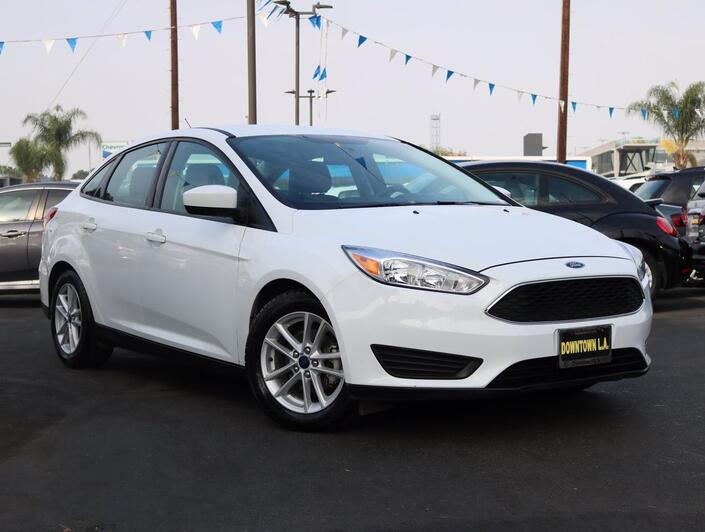 2018 Ford Focus SE Los Angeles CA