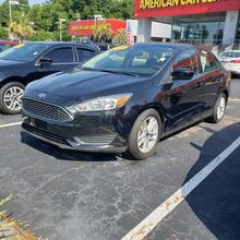 2018_Ford_Focus_SE_ Memphis TN