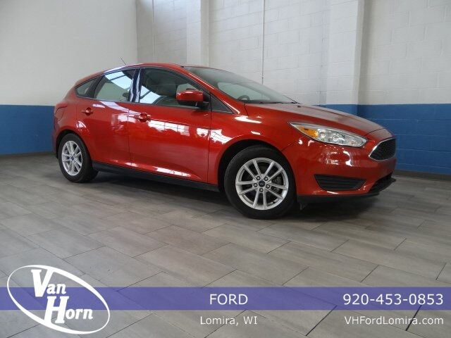 2018 Ford Focus SE Milwaukee WI