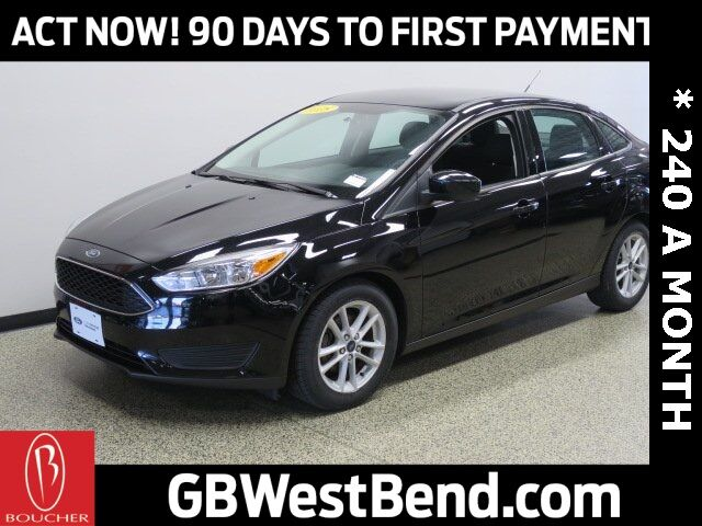 2018 Ford Focus SE West Bend WI