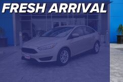 2018_Ford_Focus_SE_ Mission TX