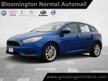 2018 Ford Focus SE Normal IL