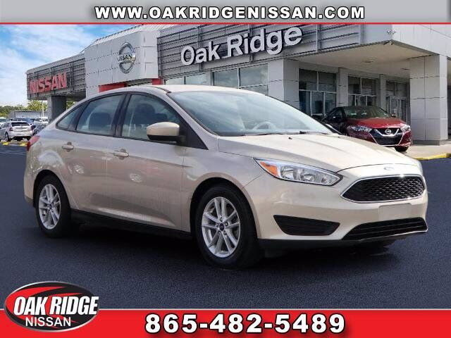 2018 Ford Focus SE Oak Ridge TN