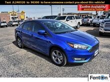 2018_Ford_Focus_SE_ Pampa TX