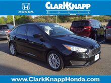2018_Ford_Focus_SE_ Pharr TX