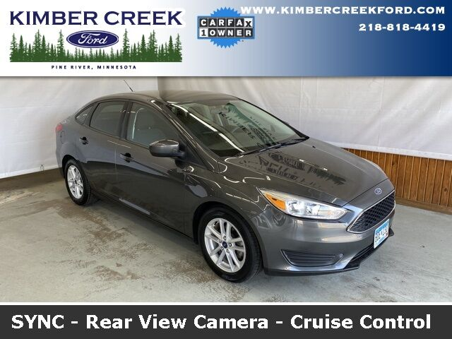 2018 Ford Focus SE Pine River MN