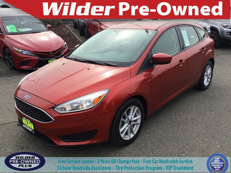 2018 Ford Focus SE Port Angeles WA