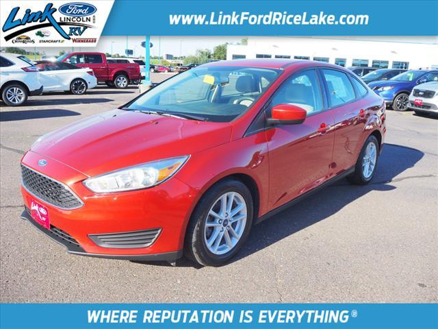 2018 Ford Focus SE Rice Lake WI