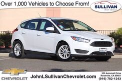 2018_Ford_Focus_SE_ Roseville CA