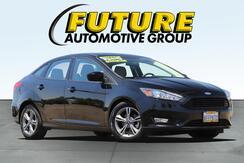 2018_Ford_Focus_SE_ Roseville CA