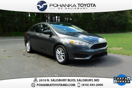 2018_Ford_Focus_SE_ Salisbury MD