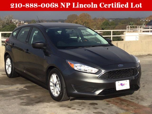 2018 Ford Focus SE San Antonio TX